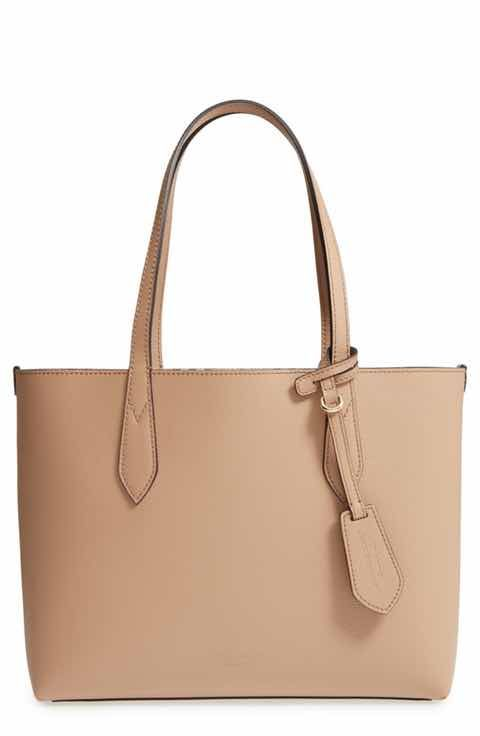 7697e2a16d7d Burberry Small Lavenby Reversible Leather Tote