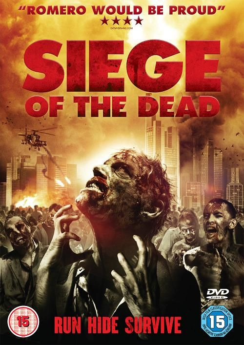 Themovie411 Trick Or Treat Week Dark Days Vs Seige Of The Dead Terror Movies Zombie Movies Vampire Movies