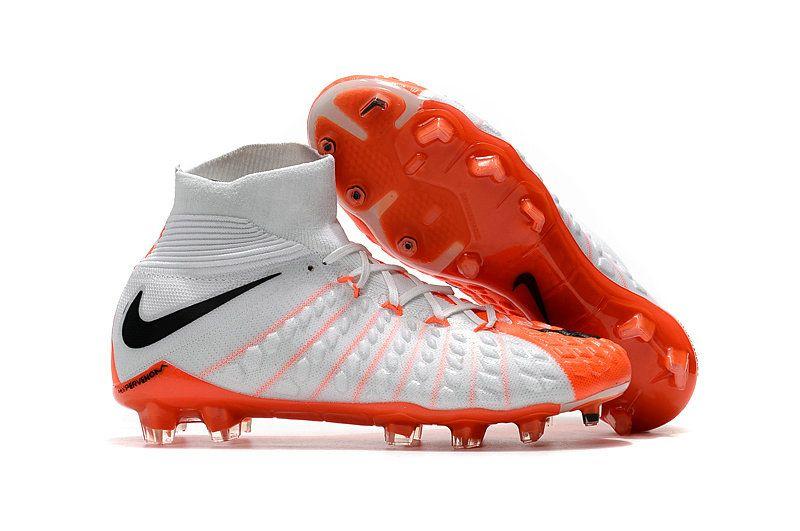 New Flyknit Nike Hypervenom Phantom 3 DF FG Soccer Boot