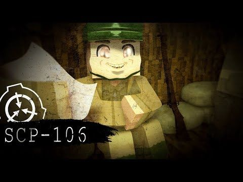 Minecraft Scp Foundation Scp 106 The Young Man S4e2 Youtube