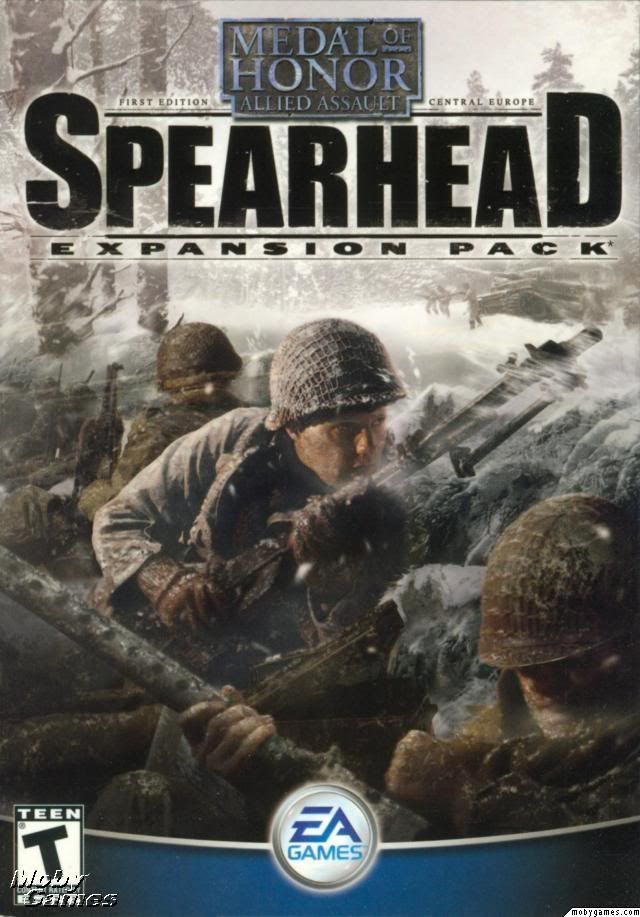 Medal Of Honor Allied Assault Spearhead Medal Of Honor Best