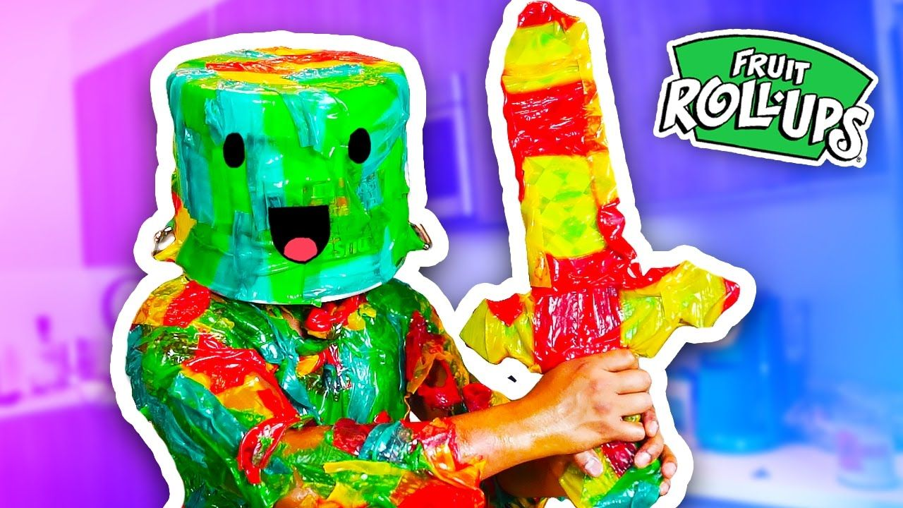 DIY FRUIT ROLL UP ARMOR! (With images) Fruit roll ups