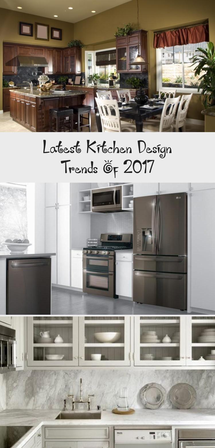 Latest Kitchen Design Trends Of 2017 Latest Kitchen Designs