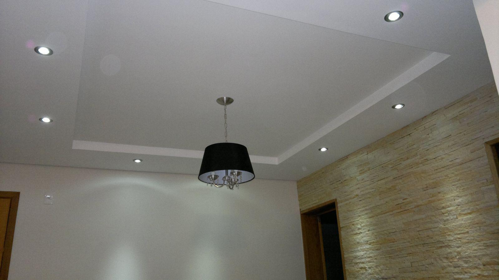 Fotos De Ilumina O Para Sala De Estar Pesquisa Google Sancas  -> Acabamento Gesso Sala
