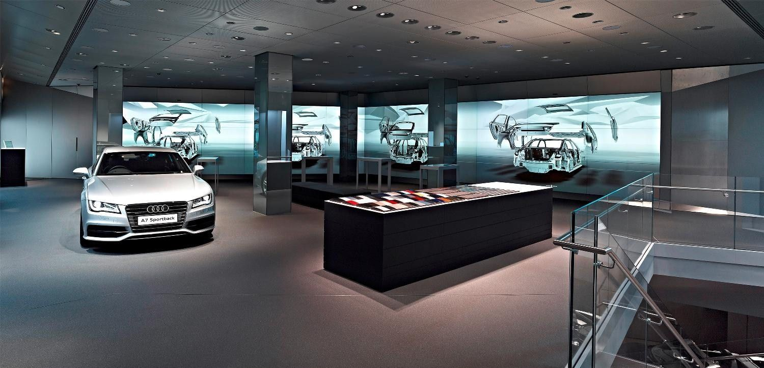Audi Showroom Interior Google Search All About Car Race