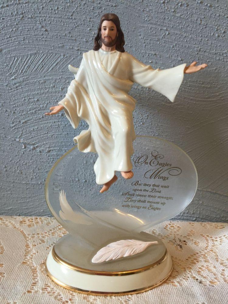 Be Not Afraid Jesus Walking on Water Figurine Bradford
