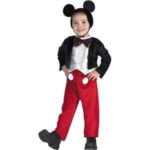 Disneyu0027s Mickey Mouse Toddler Halloween Costume - Walmart.com  sc 1 st  Pinterest & Disneyu0027s Mickey Mouse Toddler Halloween Costume   Halloween ...