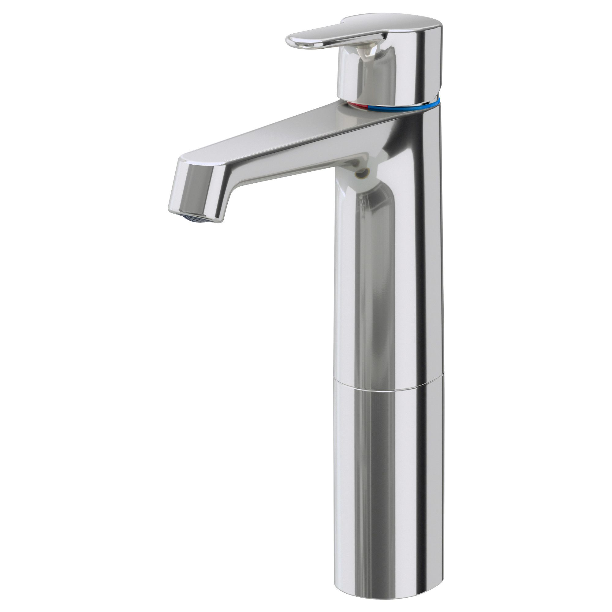 IKEA - BROGRUND Faucet, tall chrome plated | Products