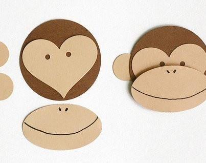 Fur Unsere Dschungelparty Zum Kindergeburtstag Suchen Wir Noch Nach Einer Passenden Und Personlichen Ei Affe Basteln Basteln Und Selbermachen Einladung Basteln