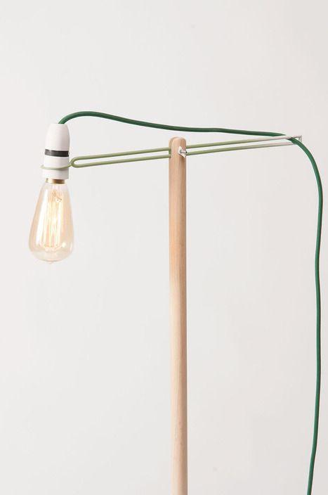 Crane Lamp By Hyun Young Park Crane Light Light Parking Design