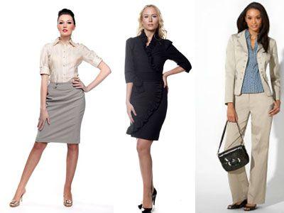 Современная женская деловая одежда: Dress for Success в 2019 году