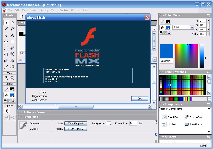 Macromedia flash mx professional 2004 программу скачать