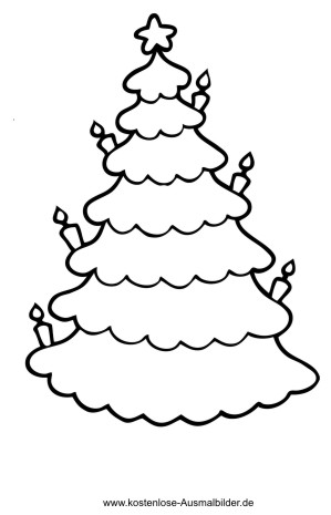 Ausmalbild Ungeschmuckter Christbaum Ausmalbilder Weihnachten Weihnachtsbilder Zum Ausmalen Ausmalbild Weihnachtsbaum