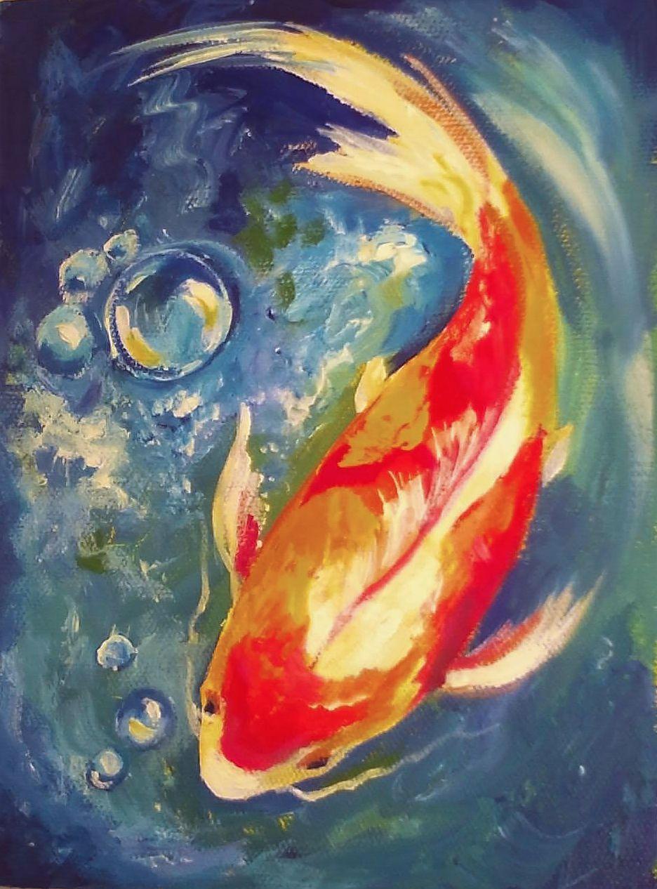 Ginger Cook Acrylic Painting Artist Mark Kistler's