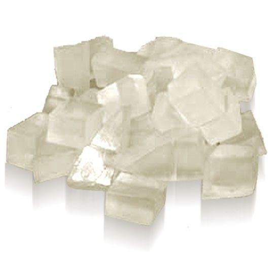 Jabón base Cristal Transparente para hacer #jabon.