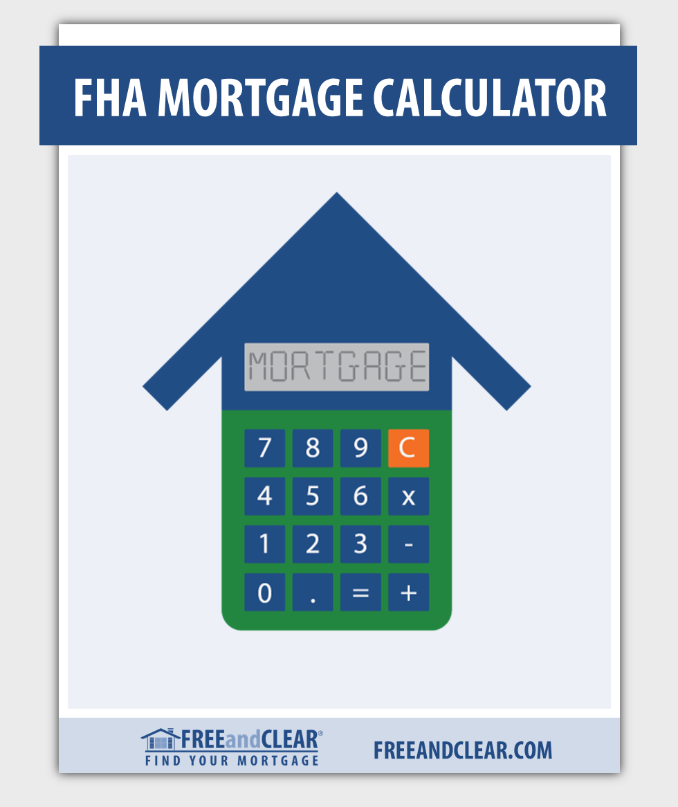 Fha Mortgage Qualification Calculator Pinterest Real Estate