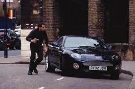 Johnny English His Blue Aston Martin Db7 Aston Martin Db7 Aston Martin Johnny English