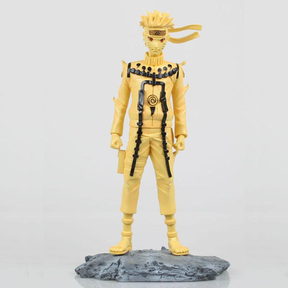 Hot Anime Naruto Uzumaki With Base Kyubi Form 1 6 Scale 11