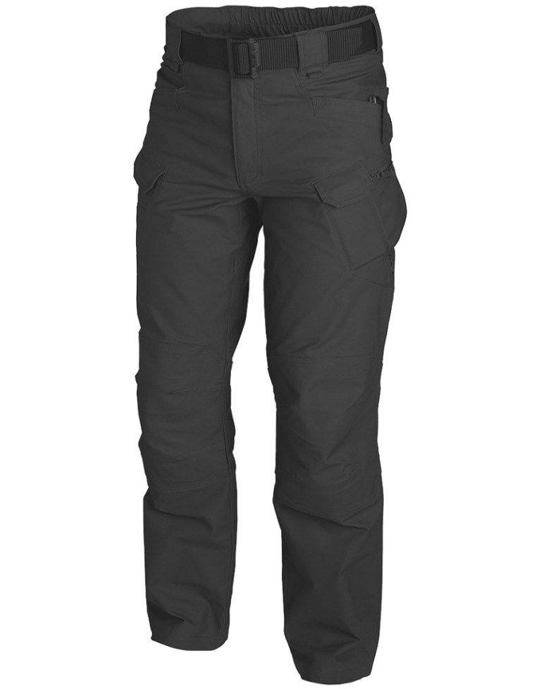 6584c3cca57 Helikon UTP Urban Tactical Pants Ripstop - black
