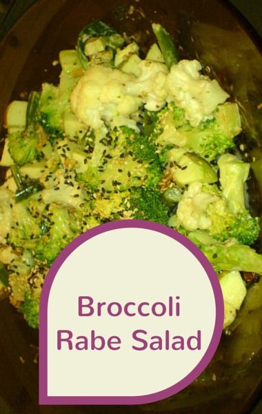 Dr Oz Grilled Broccoli Rabe Bread Salad With Squash Recipe
