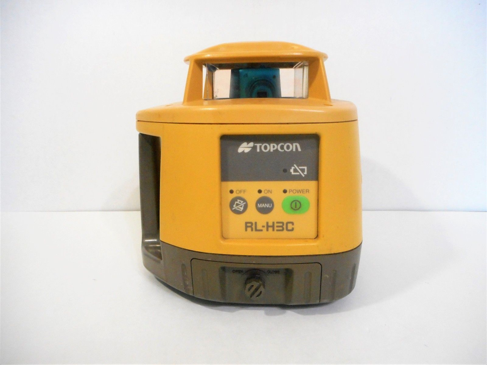Topcon Rl H3c Rotary Laser Level For Parts Or Repair Ebay Link Laser Levels Rotary Laser