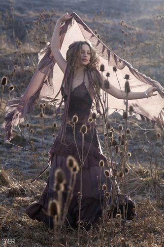 Moonalia - unique handmade ladies dresses & jewellery on Behance #gypsy