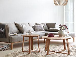 Wohnideen Naturfarben die entwicklung des grüne erde sofas allora einrichten wohnen