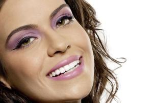 Maquiagem rosa em alta!
