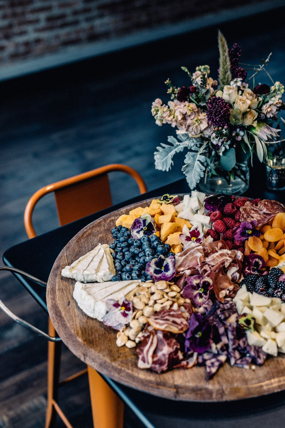 beautiful cheese + fruit display (With images) Greens