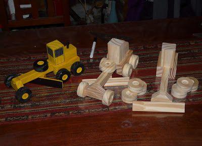 Mis juguetes en madera
