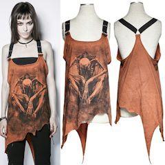 Steam Punk Rock Gothic Hipster Fashion T Shirts Tops Page Six - Liquiwork