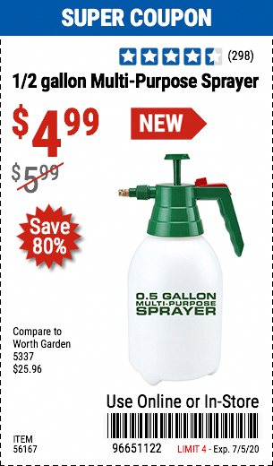 Savings Coupons at Harbor Freight Tools in 2020