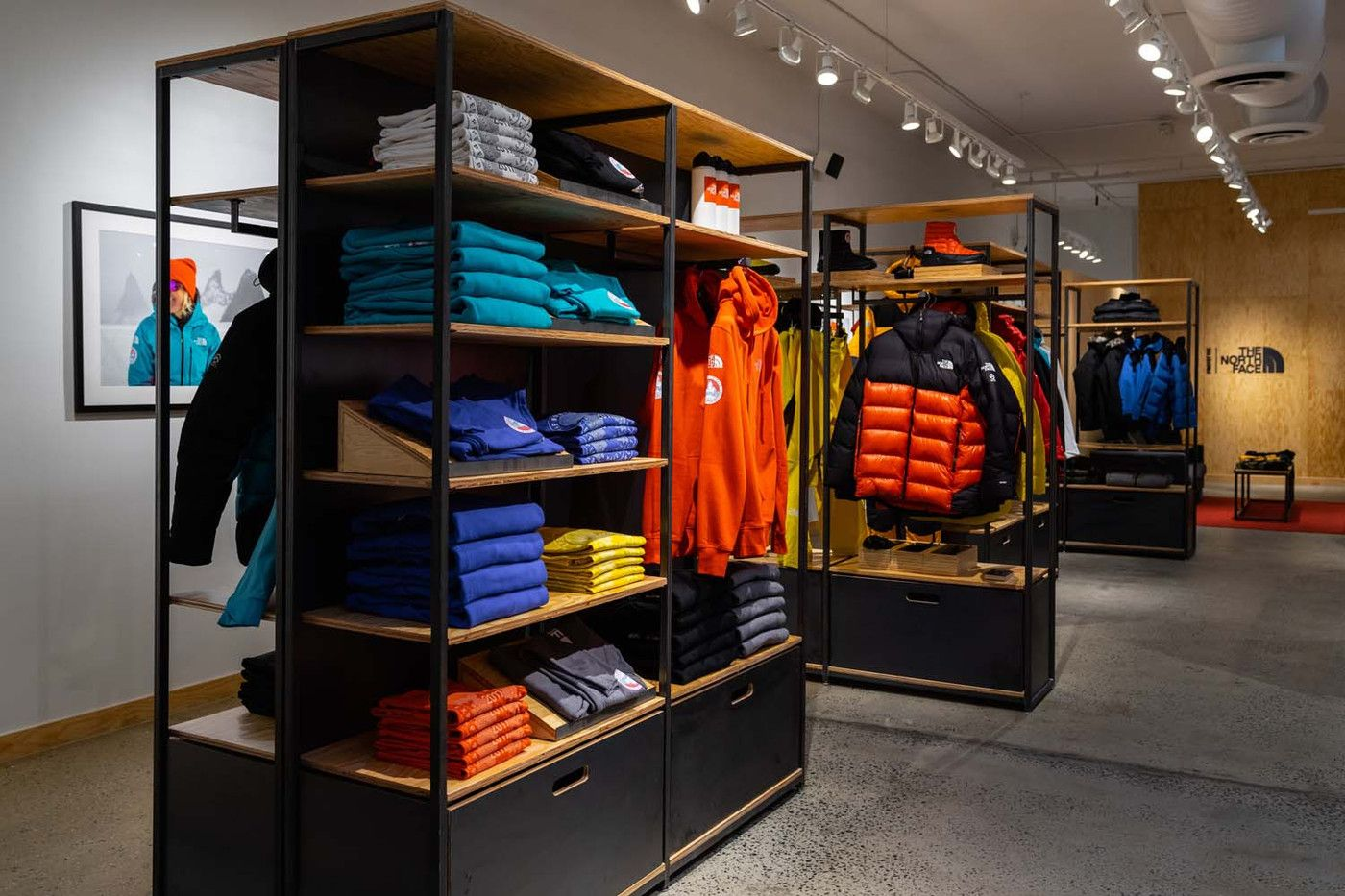 881ae0e97a Your First Look Inside The North Face's New Brooklyn