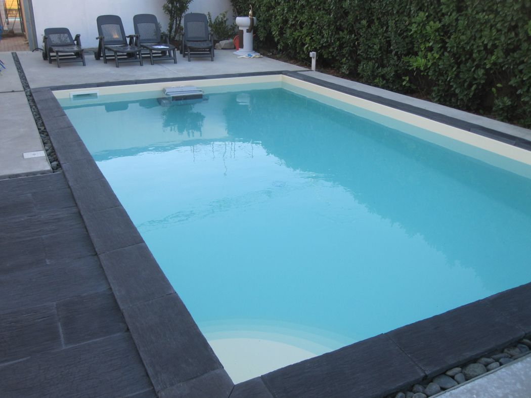 The Fastlane makes an existing backyard pool more functional with ...