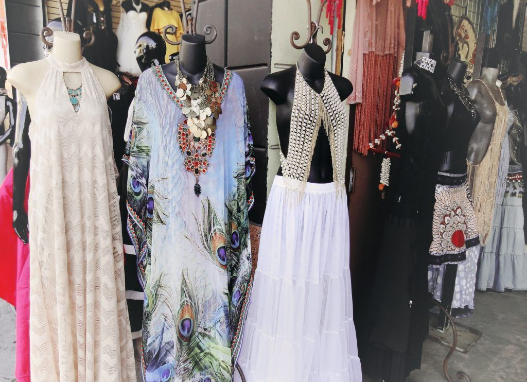 3c1a4f318ad Find bohemian style essentials in and around the Santee Alley. The Santee  Alley is the retail core of the LA Fashion District and all around the  two-block s