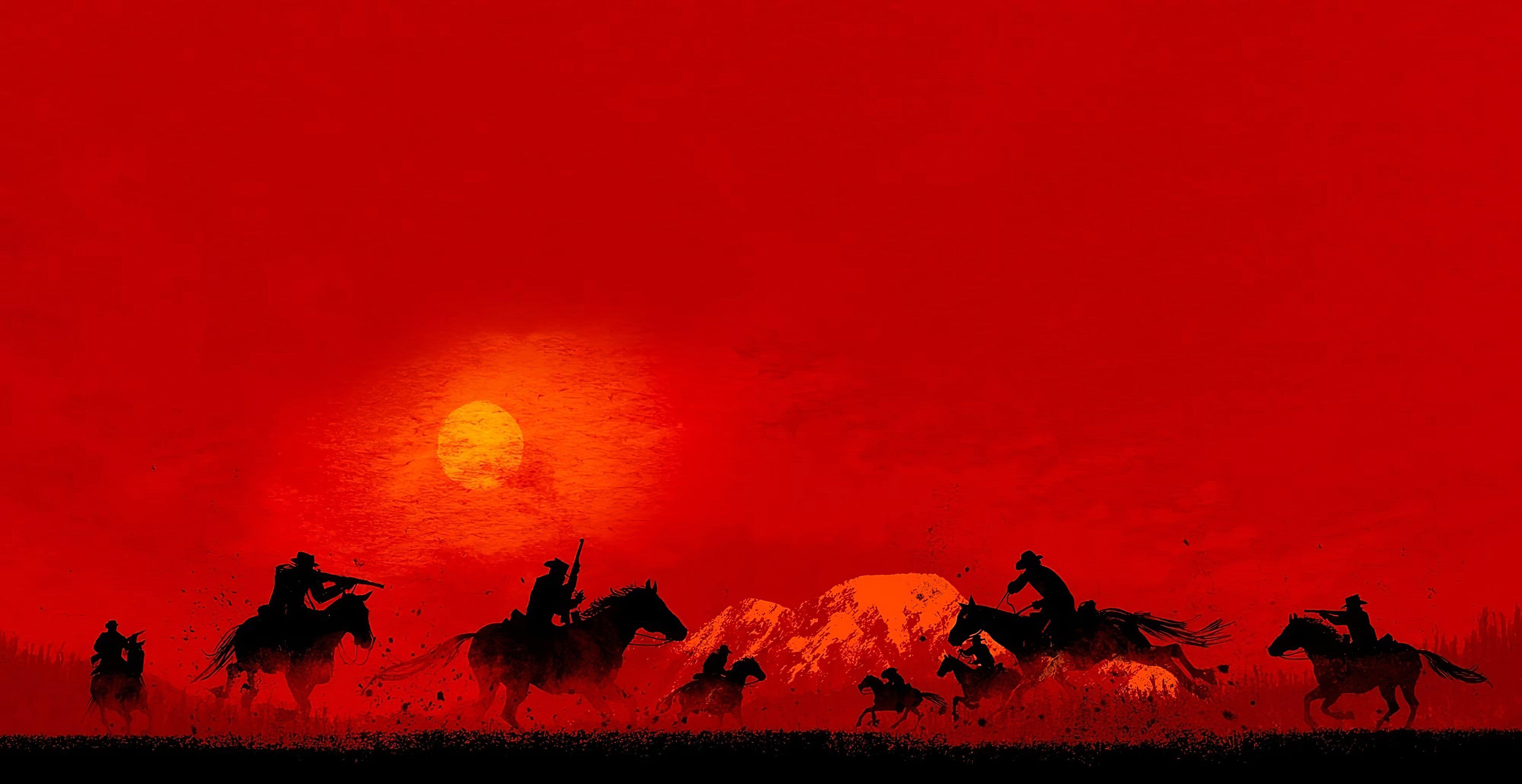 Red Dead Redemption 2 Wallpaper Red Dead Online Red Dead