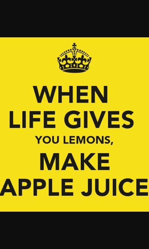When Life Gives You Lemons Funny Pinterest Lemon Quotes Lemon