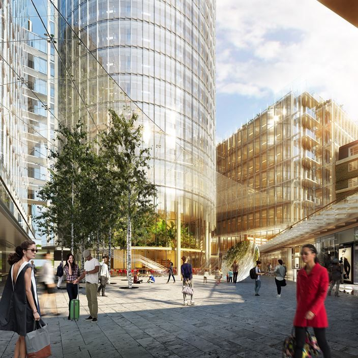 Paddington Residential Precinct - Picture gallery