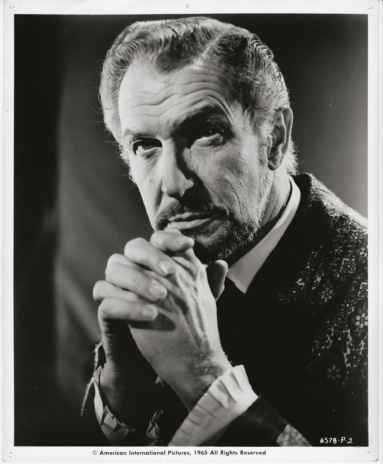 Vincent Price-DR.GOLDFOOT AND THE BIKINI MACHINE (1965)