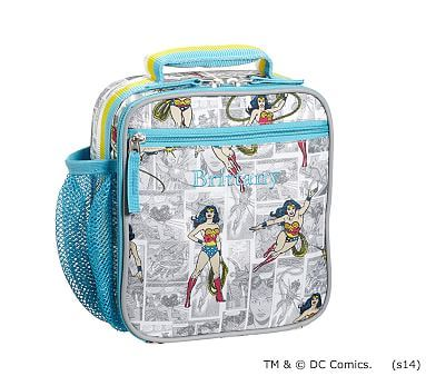Wonder Woman Classic Lunch Box Boys Lunch Bags Lunch