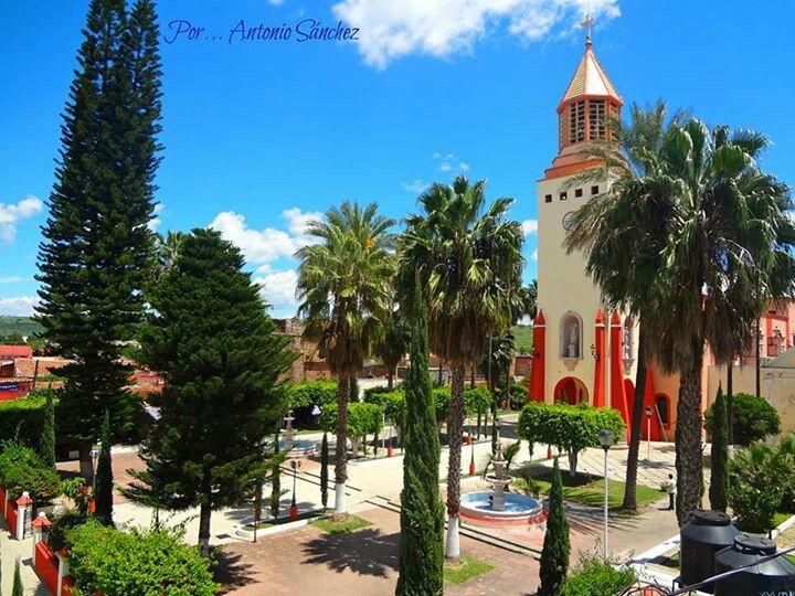 Hermosura!!!! IGLESIA San Miguel Arcángel Ayutla Jalisco