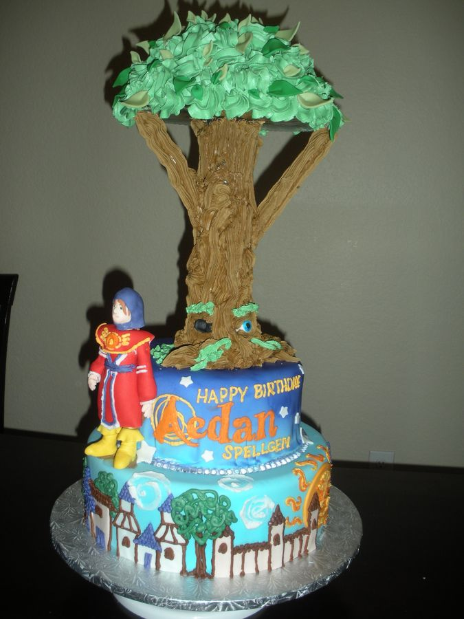 Wizard 101 Birthday Childrens Birthday Cakes Amazing Cakes