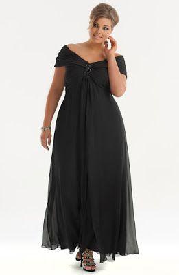 85015cae5 Vestidos de madrina para gorditas