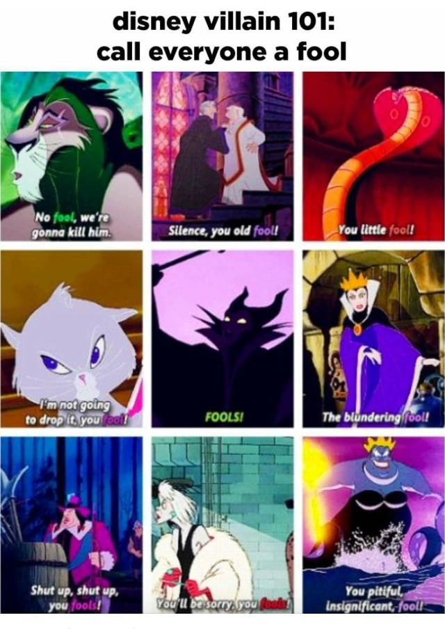 New Funny Disney 29 Hilarious Disney Memes That Will Ruin Your ChildHood. Part 2 I'm a Disney villain then. 6