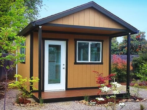 Amazing Storage Shed Construction | Our Products | Tuff Shed