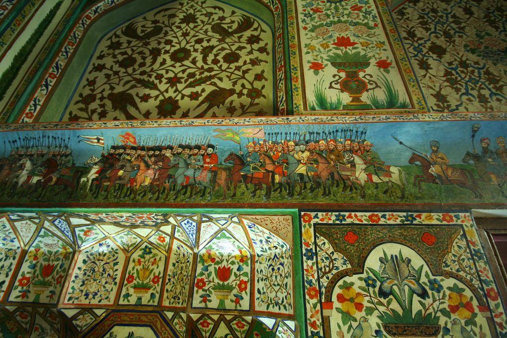 Details Of The Khan Palace In Sheki Skin Care Moisturizer Pin Collection Diy Skin