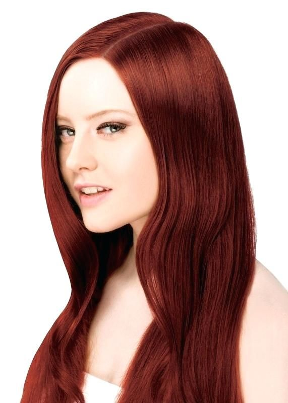 Copper Hair Dye For Dark Natural Red Color Idea Brown On Black