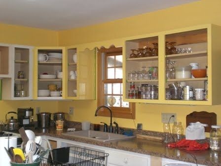Pictures Of Kitchen Cabinet Designs With No Doors In Windows