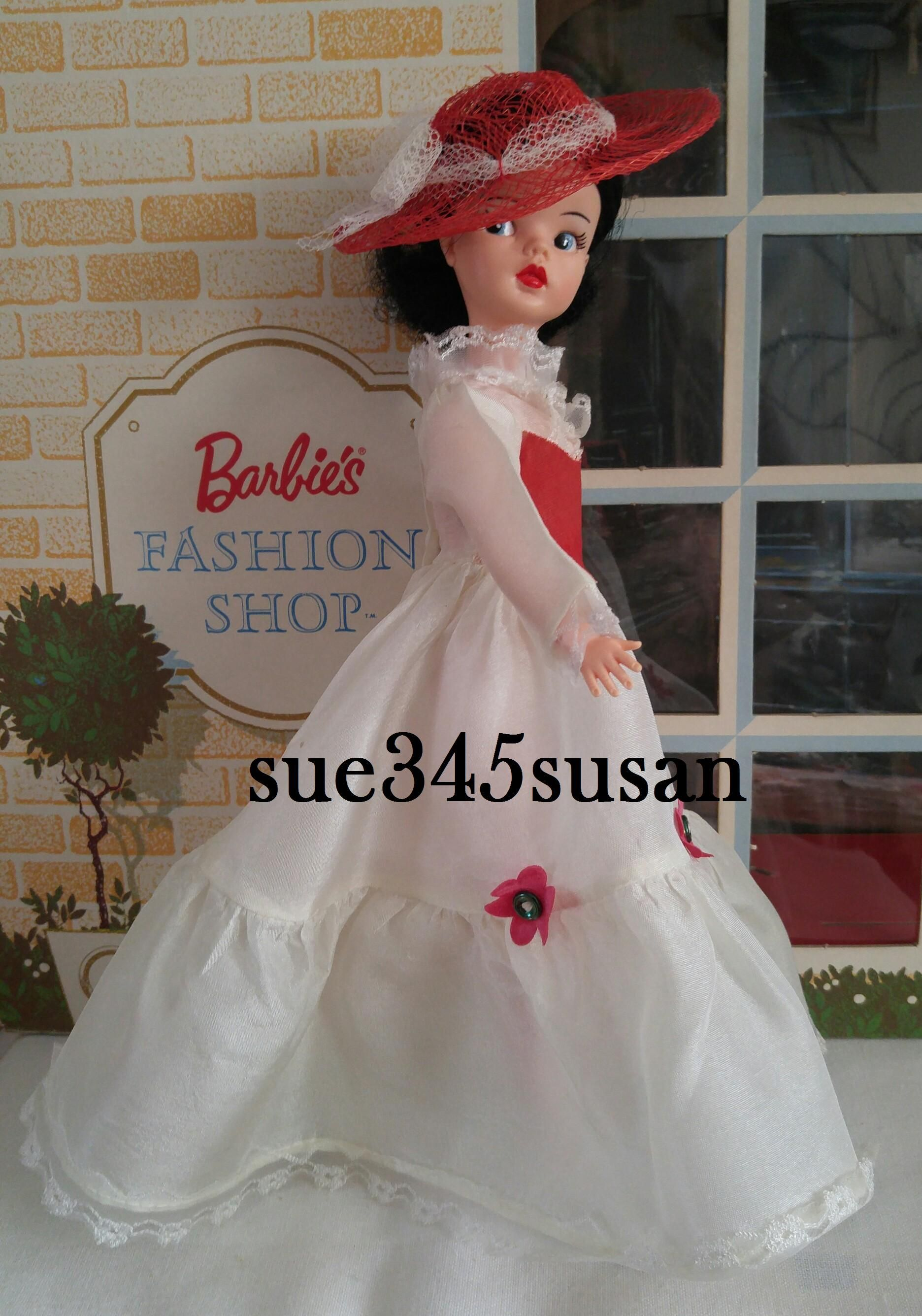 Vintage Tammy Canadian Reliable Tammy Poppins Barbie