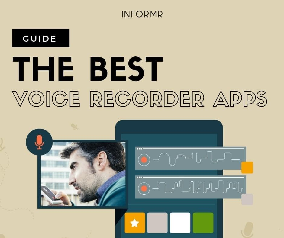 The Best Voice Recorder Apps Voice recorder, App, The voice